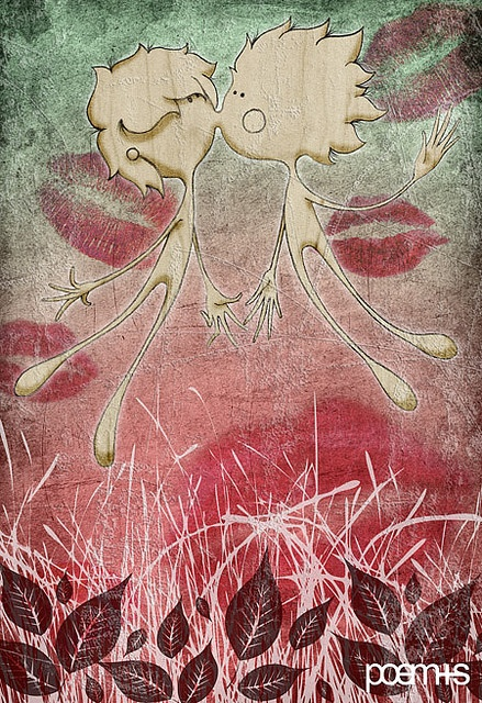 Besos · Gabriela Mistral by graphic.cl, via Flickr