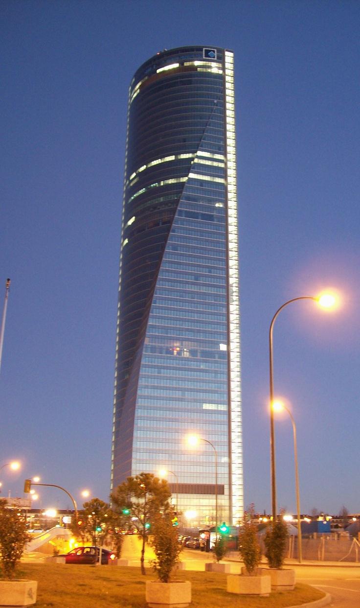 Torre Espacio - Torres de Madrid
