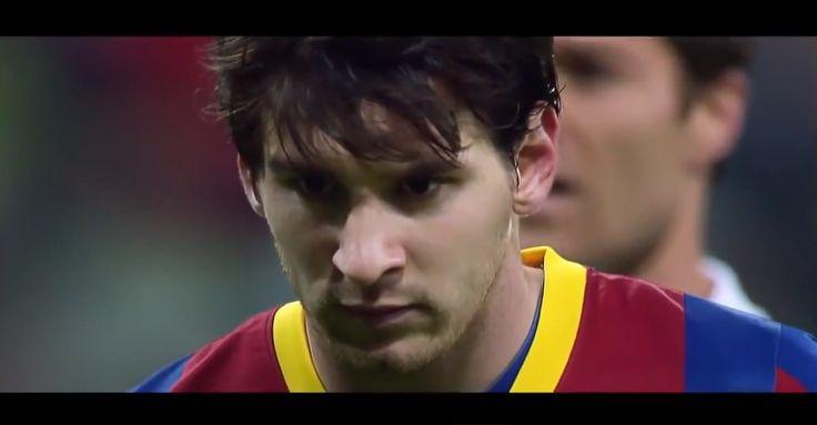 "The Legend Lionel Messi: ""Messi"" Movie displayed at the Venice Film Festiva..."