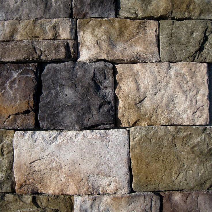 Manufactured Stone - Hackett Stone Aspen - Aspen / Flat