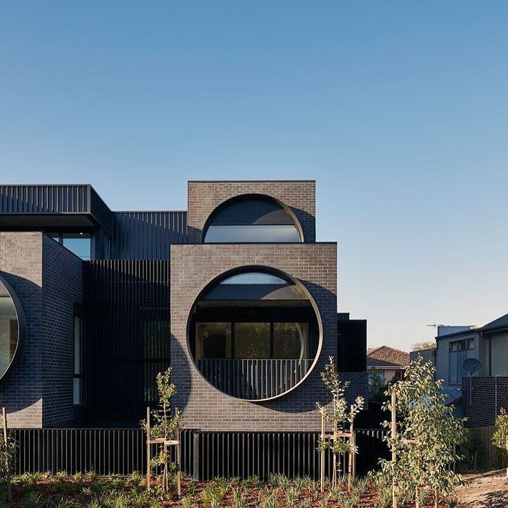 Windows. Circa Apartments Near Melbourne, Australia