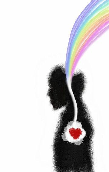 Convert mind to heart