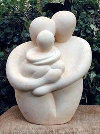 Joe Xuereb Stone Sculpture