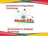 ADB introduction to Associative Database Technology