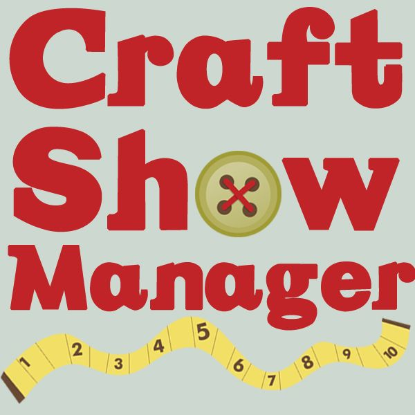 craft show manager - excel spreadsheet craft booth ideas
