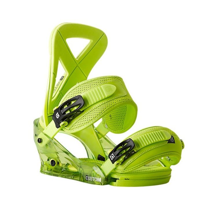 Burton Men`s Custom Snowboard Bindings