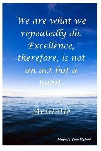 Aristotle - Virtue ethics
