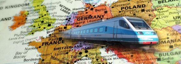 Los mejores lugares de Europa para pasear en tren - http://www.turismito.com/continentes/los-mejores-lugares-de-europa-para-pasear-en-tren Europa, trenes, trenes de lujo