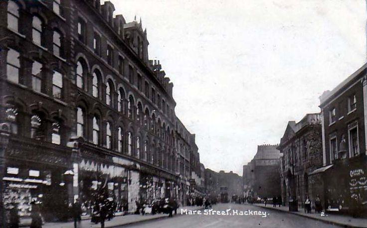London, Hackney, Mare Street 1910's