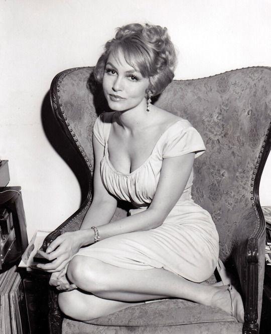 Julie Newmar - c.1961