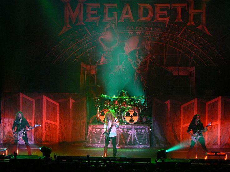 Megadeth - Wikipedia #headbangersheaven #headbangershangout #megadeth
