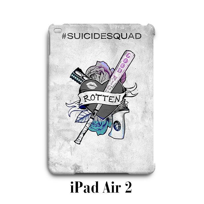 Harley Quinn Suicide Squad 02 iPad Air 2 Case Cover Wrap Around