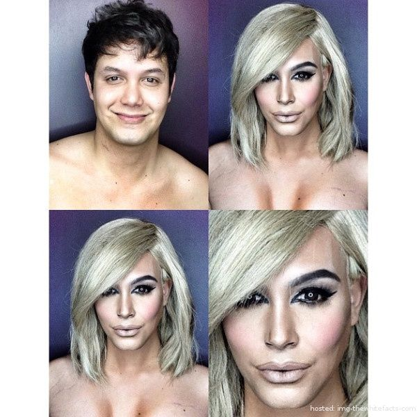 Pochoy_29 on Instagram is a dude who can transform into any celebrity... It's amazing stuff. Take a look   From thewhitefacts