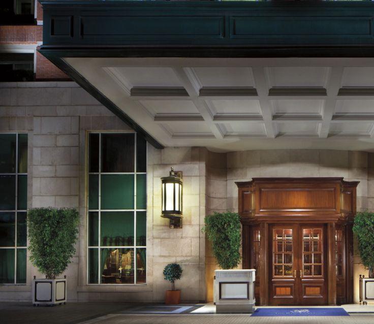 The Ritz Carlton in Santagio, Chile