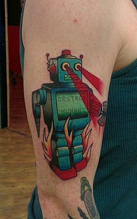 Nick Whybrow (I love this tattoo!)