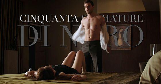 CINQUANTA SFUMATURE DI NERO inedite scene di tensione e sensualità nei due nuovi promo del film