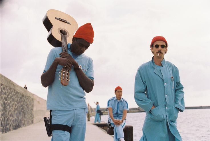 The Life Aquatic With Steve Zissou (2004, directed by Wes Anderson)
