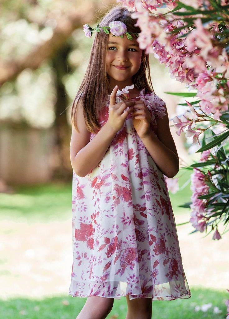 Mode enfant pour les petites demoiselles – 50 outfits printemps ...