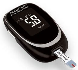 Accu-Chek Performa Nano Blood Glucose Monitoring System