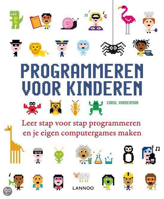 bol.com | Programmeren voor kinderen, Carol Vorderman | 9789401419659 | Boeken