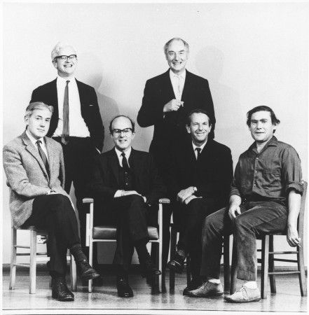 The LMB Governing Board, October 1967 (From the website of the MRC Laboratory of Molecular Biology)