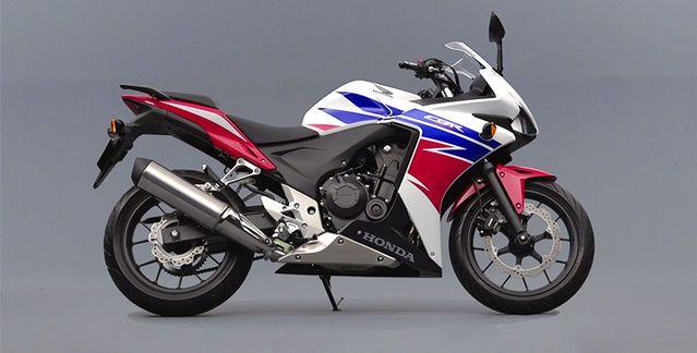 Sportbike Honda Terbaru untuk Asia