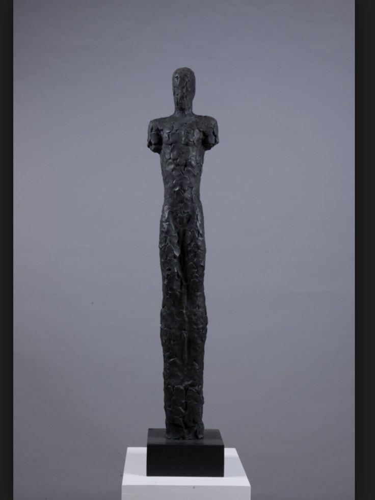 Bronze sculpture by Norwegian artist Nico Wideberg
