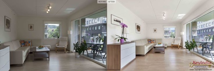 Real Estate Retouching by KeyIndia Graphics