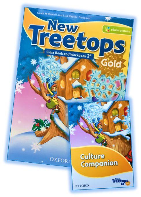 NEW TREETOPS GOLD 2 | ArcobalenoLibri