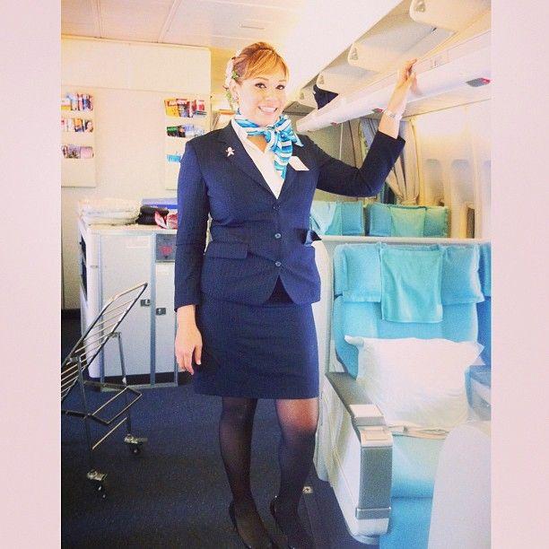 air hostess brandi