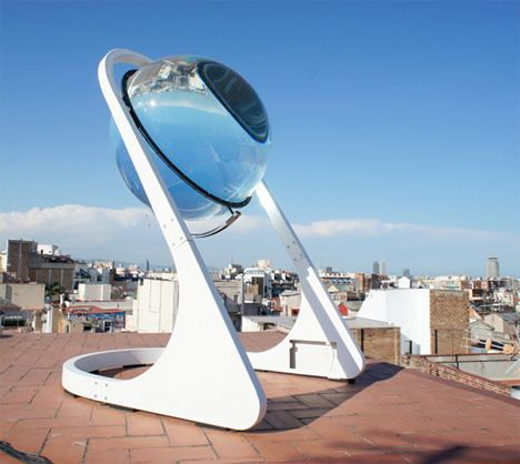 Spherical Lens Produces 4X More Energy Than Solar Panels ( from sun and moonlight) www.SELLaBIZ.gr ΠΩΛΗΣΕΙΣ ΕΠΙΧΕΙΡΗΣΕΩΝ ΔΩΡΕΑΝ ΑΓΓΕΛΙΕΣ ΠΩΛΗΣΗΣ ΕΠΙΧΕΙΡΗΣΗΣ BUSINESS FOR SALE FREE OF CHARGE PUBLICATION