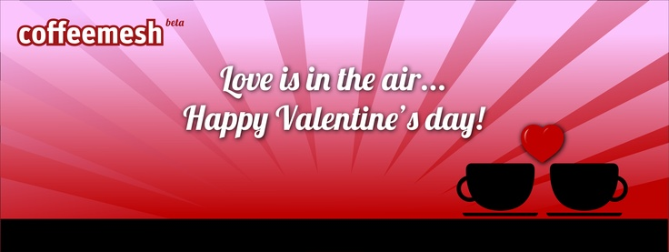 Happy Valentine's day lovers!