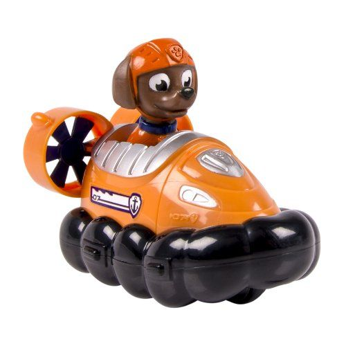 Nickelodeon, Paw Patrol Racers - Zuma: Amazon.co.uk: Toys & Games