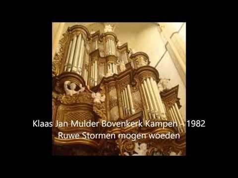 Klaas Jan Mulder Kampen 1982 Improvisatie over Ruwe stormen