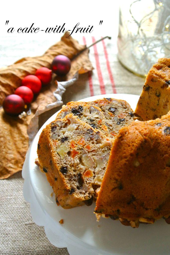Cake Recipes Fruitcake