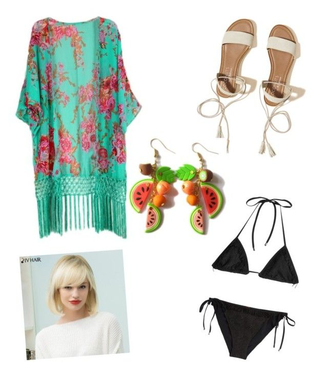 Untitled #18 by kianalynn04 on Polyvore featuring polyvore, Missoni Mare, Hollister Co., fashion, style and clothing