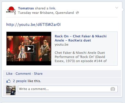 Facey love from Tomatrax