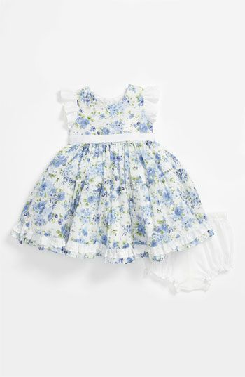Laura Ashley Dress & Bloomers