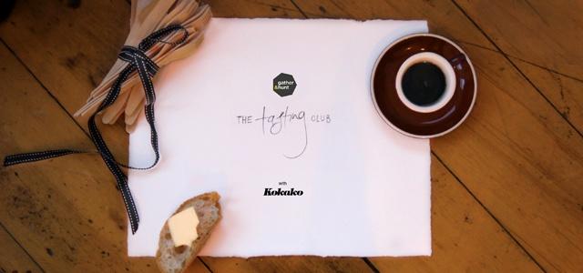 Tasting Club - Kokako | gatherandhunt.co.nz