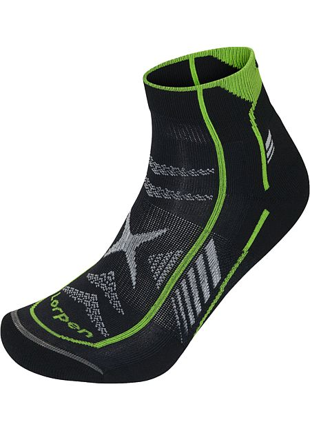 Lorpen T3 Ultra Trail Running Padded Socks The T3 Ultra Trail Running Padded Sock is perfect for running in any season. Your feet will stay dry and comfortable all day long.