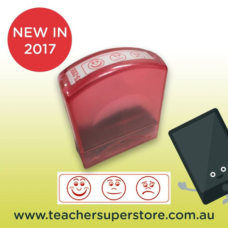 Self Assessment Teacher Stamp. Encourage students to evaluate their work with this high-quality, no-smudge teacher's stamp. Available to purchase online.
