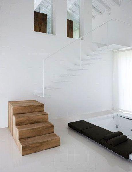 Ideas de escaleras diseños