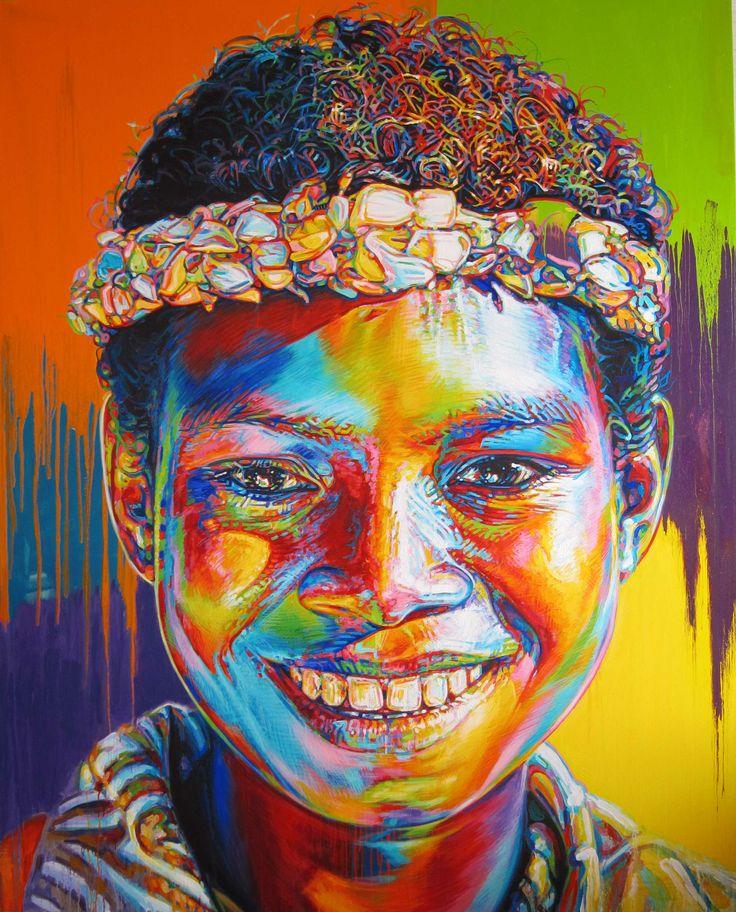 Acrylic Paint Kid Ideas