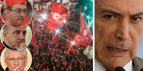 CNBB declara guerra à reforma da Previdência de Temer e Meirelles