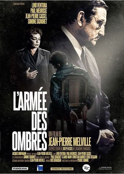 1969 ‧ Drame/Film de guerre ‧ 2h 25m de Jean-Pierre Melville avec Lino Ventura, Simone Signoret - France 1942. Gerbier, ingénieur des Ponts et Chaussées est également l'un des chefs de la Résistance. Dénoncé et capturé, il est incarcéré dans un camp de prisonniers. Alors qu'il prépare son évasion, il est récupéré par la Gestapo..