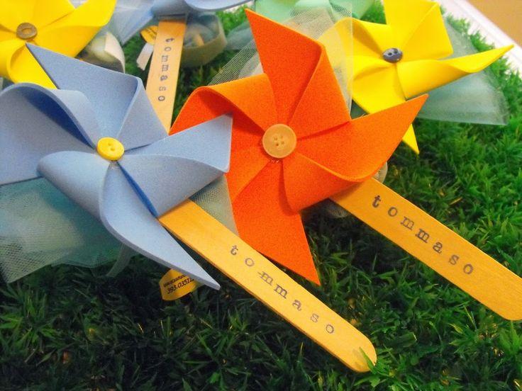 rubber pinwheel