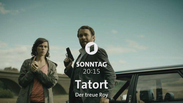 """Heute, um 20:15 Uhr ist das """"Tatort""""-Team aus Weimar wieder im Dienst! Nora Tschirner und Christian Ulmen ermitteln als Dorn und Lessing in """"Der treue Roy""""."""