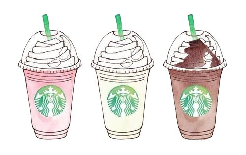 Overlays Transparent ♥ — Starbucks ~