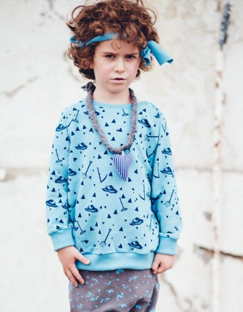 Bluza CHILDHOOD blue | Stars in a Jar | SHOWROOM Kids