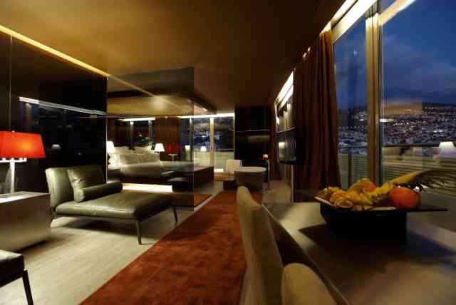 Panoramic Suite Design